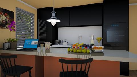 kitchen 1 - Modern - Kitchen - by luxryuavelino