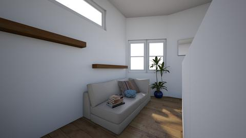 Angled Living - Living room - by ablopez