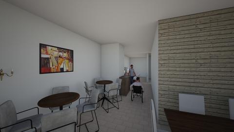 Hz 2 bar - Vintage - Dining room - by boniba