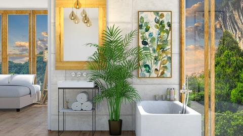 Bathroom - Bathroom - by anamarijag00