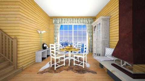 kk - Dining room - by andaq