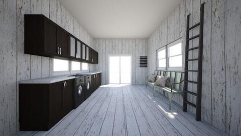 Mud Room  - by Opal123