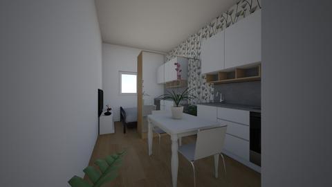 My flat - by lianya4444