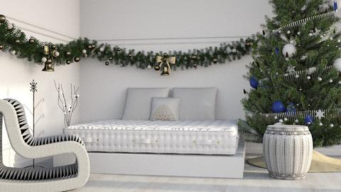 Christmas Bed - Classic - Bedroom - by millerfam