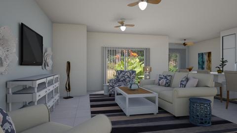 Cabella Daisy de Arias - Modern - Living room - by Daisy de Arias