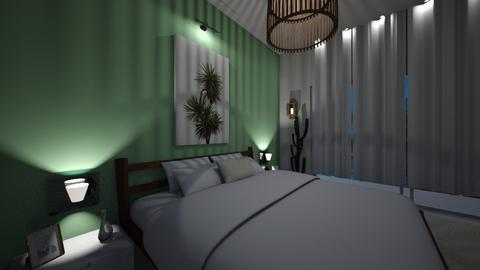 8 - Bedroom - by chaimae saidoun