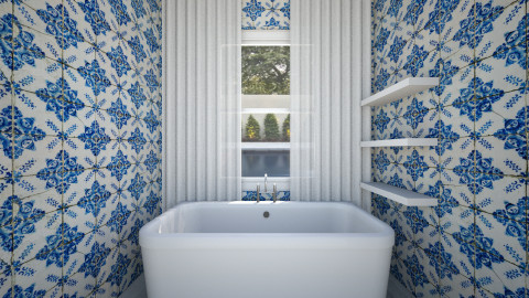 Classic and Contemporary - Classic - Bathroom - by Faiths441