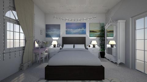 Hygge bedroom - Modern - Bedroom - by RoseCatherine