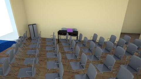 BnL Seminar Setup - by willhardy