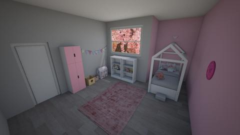 Children room - Kids room - by ameliacarlaw