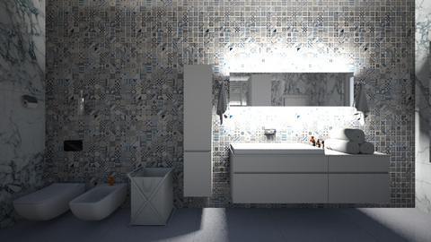 b6 - Bathroom - by lupuuandreea