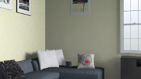 ModLounge - Living room - by Caroline Lily