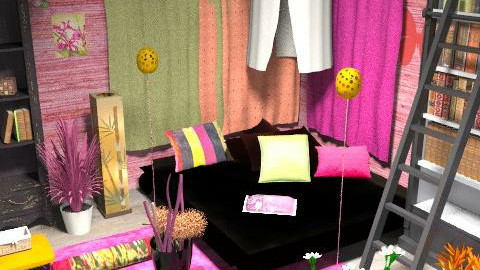 Secret - Bedroom - by szalaiedit