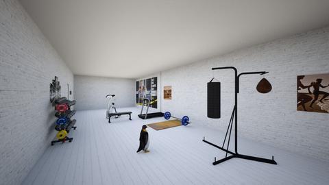 podval44445588899000 - Modern - Office - by ulyan