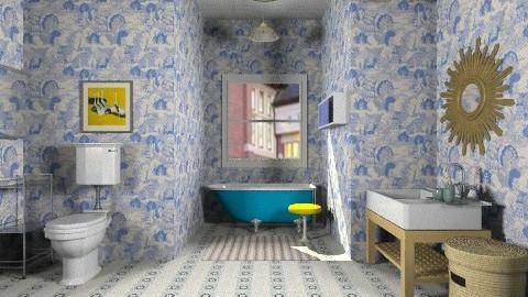 toronto - Classic - Bathroom - by pinniped