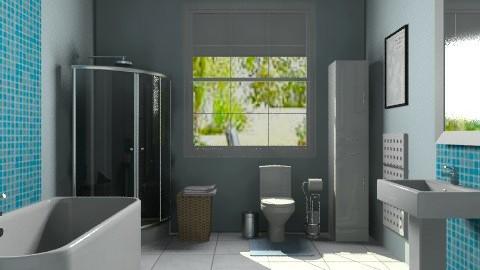cool br - Classic - Bathroom - by teen bedroom