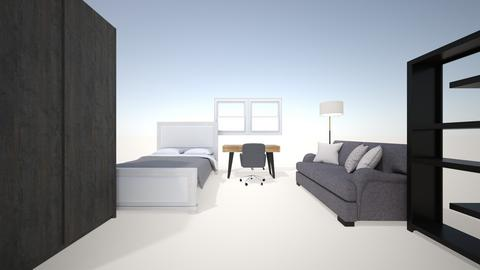 my room  - Bedroom - by gillovi