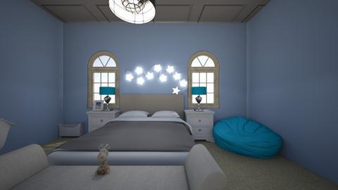 FCS  bedroom  - Bedroom - by orelashl4