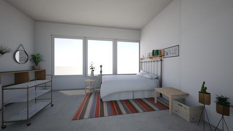 loft - Retro - Living room - by dododododododo