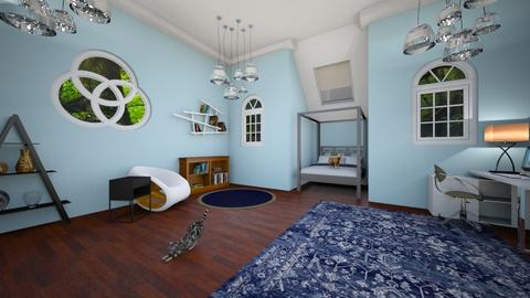 Bedroom - Bedroom - by megan mccauley