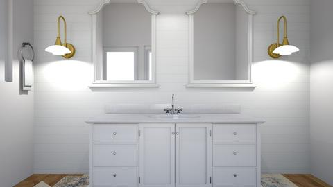Bathroom - Bathroom - by anniesherlock