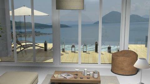 beach house - Classic - Garden - by holliday92