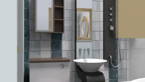 exploreidea - Eclectic - Bathroom - by kreasidiana