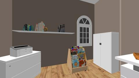 office - Office - by Ahniyaw1234