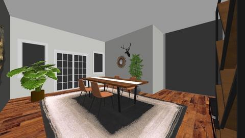 dining room - Dining room - by maddiechard1993