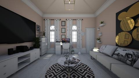 nn - Living room - by KareNRRDZ