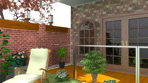 House and garden - Classic - Garden - by milyca8