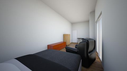 Basement - Bedroom - by BrandonSarmany