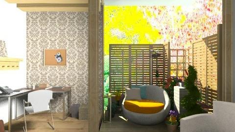 living room - by anadab