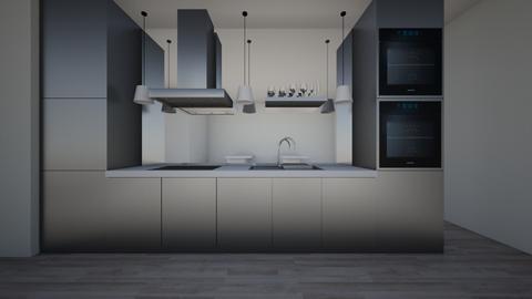 the new kitchen - Kitchen - by Kasey  Stone