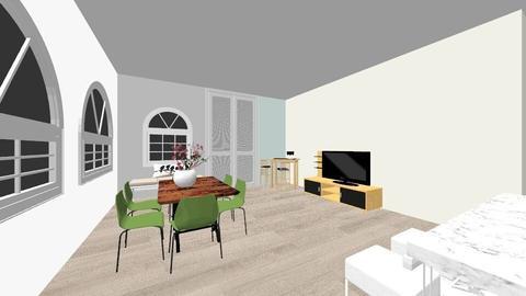 interior - Minimal - by yoly96