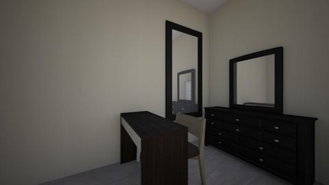 mudmee room - Bedroom - by chonnikan sriwiset