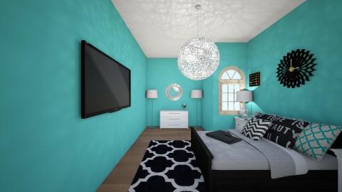 Tweens - Bedroom - by keelino9
