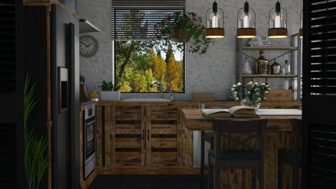 this kitchen for me plz - by jolaskajp