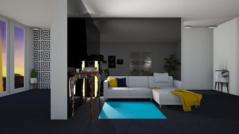 sofa - by nat mi