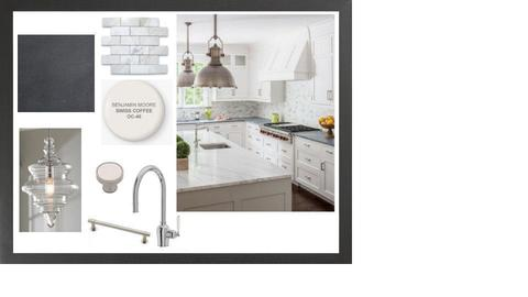 Honed Granite Kitchen - by melcfontaine