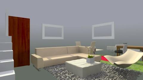 casa venezuela - Modern - Living room - by badillol