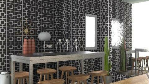 La Cocina  - Glamour - Kitchen - by Brentalicious