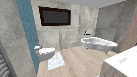 Jitka - Bathroom - by koudyynka