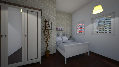 Bodlak - Bedroom - by bodlak