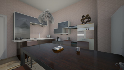 соня - Kitchen - by sonq_83