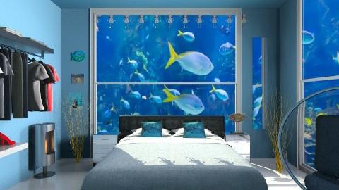 more - Bedroom - by Inaaaa