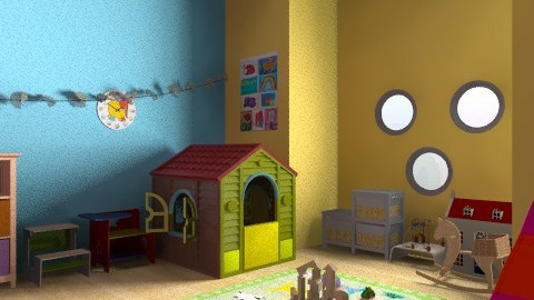 nursery - Kids room - by malou84