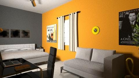 jds room - Bedroom - by Katie Gangloff