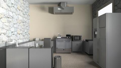 salon 1 - Living room - by Ola Augustyniak