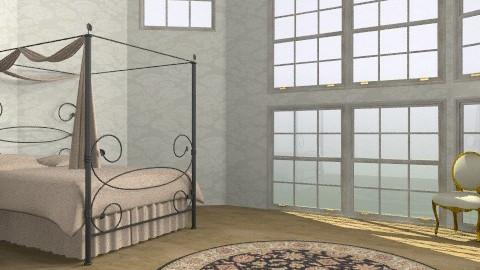 Rapunzel's Bedroom - Vintage - Bedroom - by emilypinnock